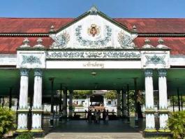 Ile de Java, Yogyakarta