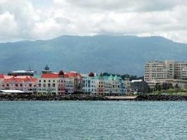 Ile de Sulawesi,  Manado
