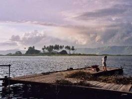 Ile de Sumatra, Samosir (île)