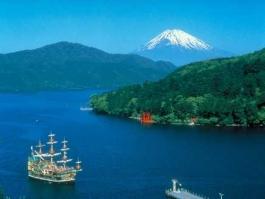 Honshū, Hakone