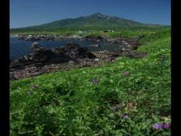 Hokkaidō, Rishiri (île)
