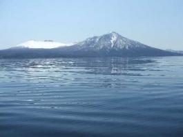 Hokkaidō, Shikotsu (lac)