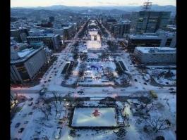 Hokkaidō, Sapporo
