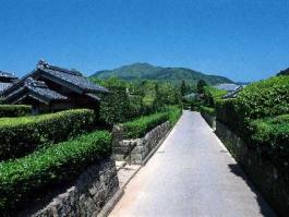 Kyūshū, Chiran (bourg)