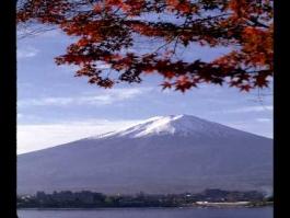 Honshū, Fuji (mont)