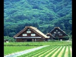 Honshū, Shirakawago (bourg)
