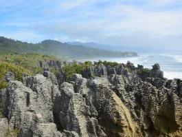 Pancakes Rocks (falaises)