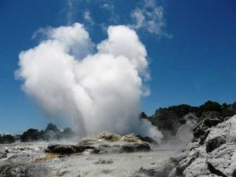 Ile Nord, Rotorua