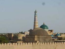 Khorezm, Khiva