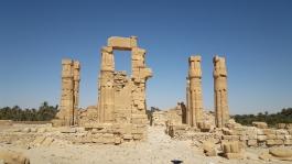 Latitude 3e cataracte, Soleb (temple)