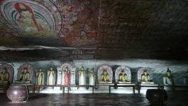 Dambulla (grottes)