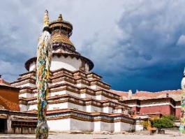 Tibet, Gyantsé