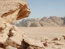 Wadi Rum (désert)