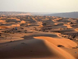 Wahiba Sands (Ash Sharqiyah Sands)