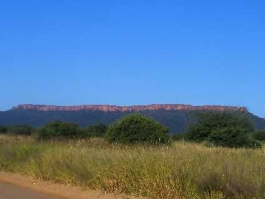 Waterberg (Parc National)