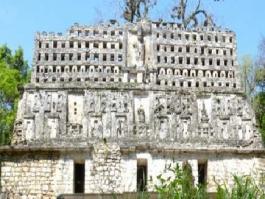 Chiapas, Yaxchilan