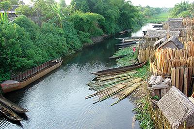 Pangalanes (Canal des)