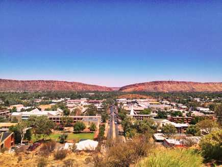 Alice Springs (Centre Rouge)