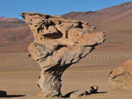 Siloli (désert) (Bolivie)