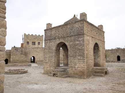 Ateshgah (temple du Feu)