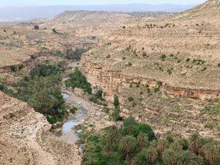Rhoufi (gorges)