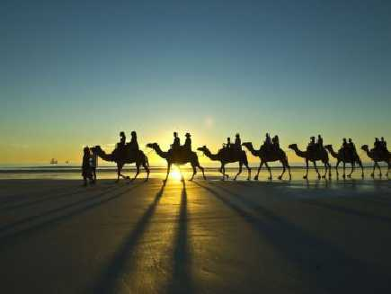 Broome (Australie Occidentale)