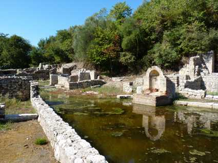 Butrint (Parc National)