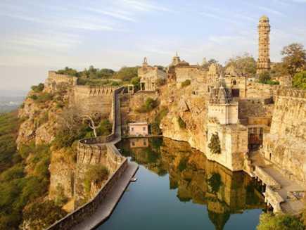 Chittorgarh (fort), Rajasthan