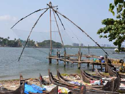 Cochin, Kérala