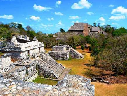 Ek Balam (Yucatan)