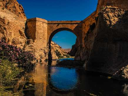 El Kantara (gorges)