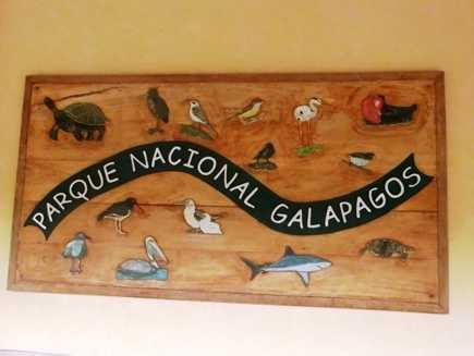 Galápagos (Parc National)