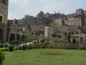 Golconda (fort), Andhra Pradesh