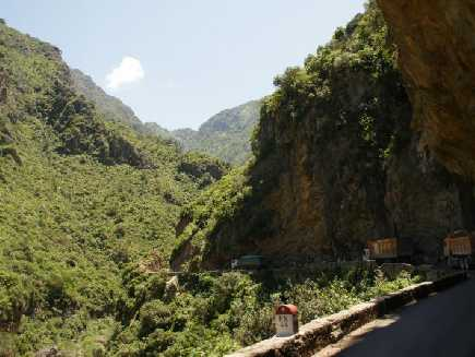 Kherrata (gorges)