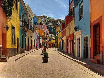 Guanajuato (Circuit colonial)