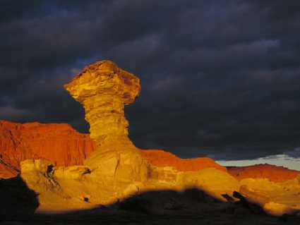 Ischigualasto (Parc National - Vallée de la lune)