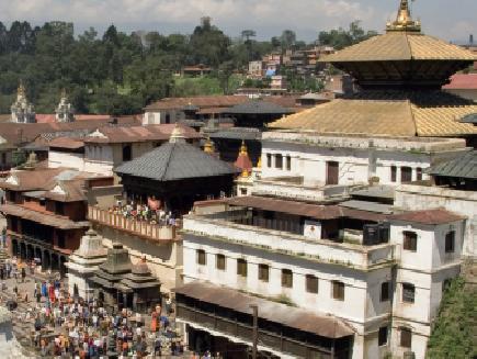Kathmandou et sa vallée