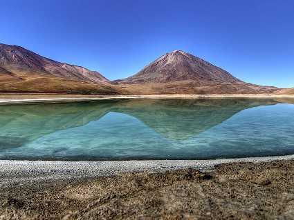 Verde (Laguna) (Bolivie)