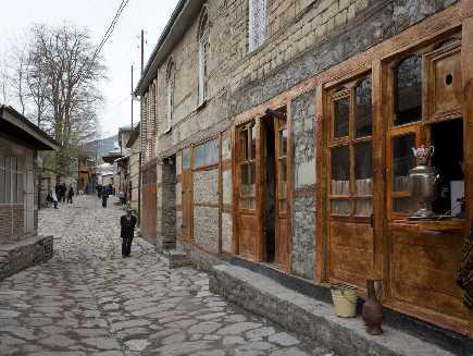 Lahic (bourg médiéval)