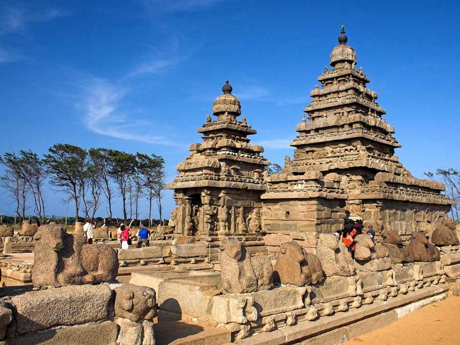 Tamil Nadu, Mahabalipuram