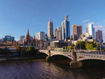 Melbourne (Etat de Victoria)