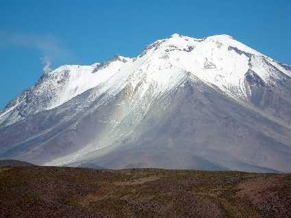 Ollagüe (Volcan)