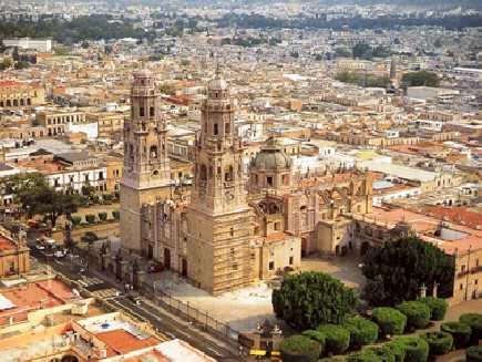 Morelia (Etat du Michoacan)