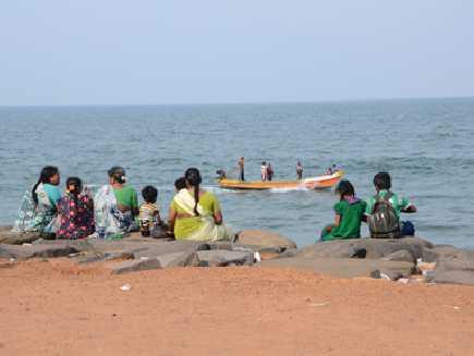Pondichéry, Tamil Nadu
