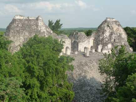 Bécan (Etat de Campeche)