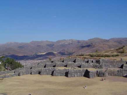 Sacsayhuaman (Forteresse)