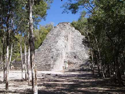 Coba (Péninsule du Yucatan)