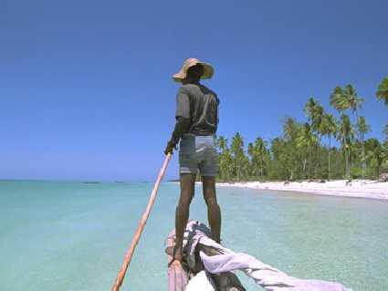 Uzi (île d') - Zanzibar
