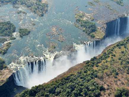 Chutes Victoria (Zambie, Zimbabwe)