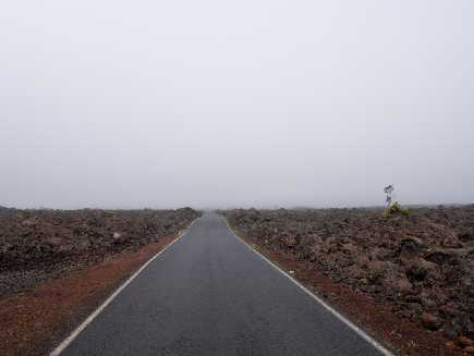 Big Island - Saddle Road